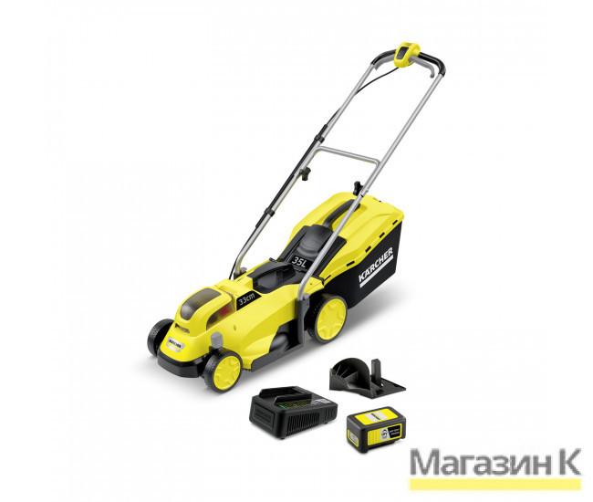 LMO 18-33 Battery Set 1.444-401 в фирменном магазине Karcher