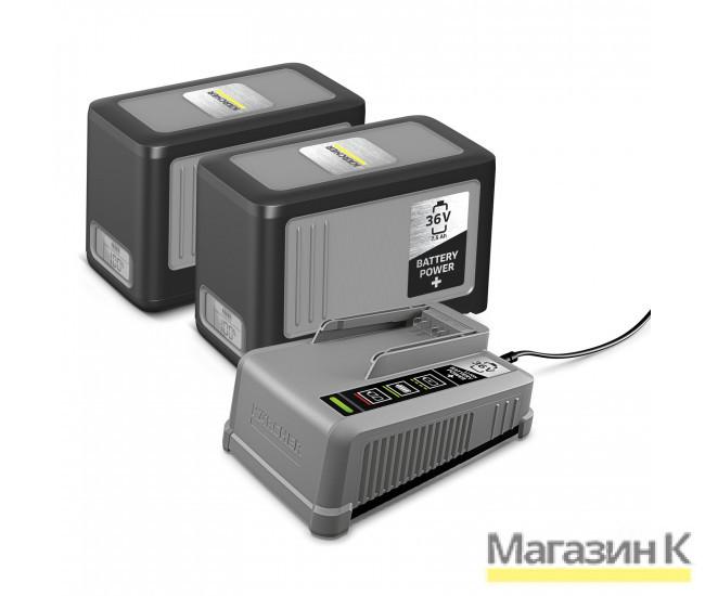 Starter Battery Power+ 36/75 2.445-070 в фирменном магазине Karcher
