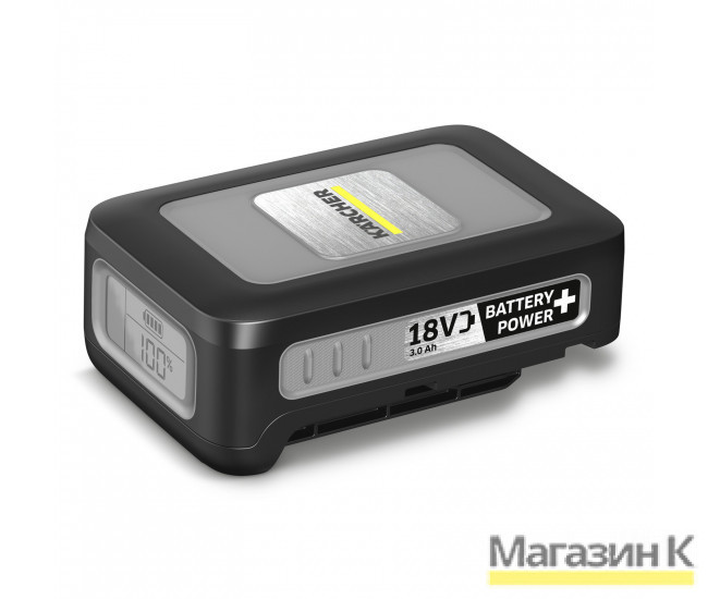 Battery Power+ 18/30 2.445-042 в фирменном магазине Karcher
