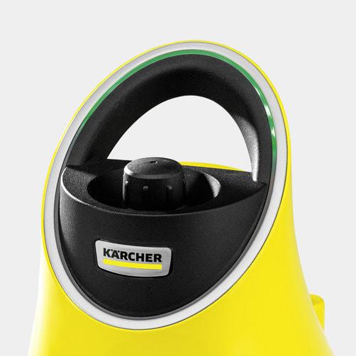 Пароочиститель SC 2 design differentiated *EU: LED индикатор на пароочистителе
