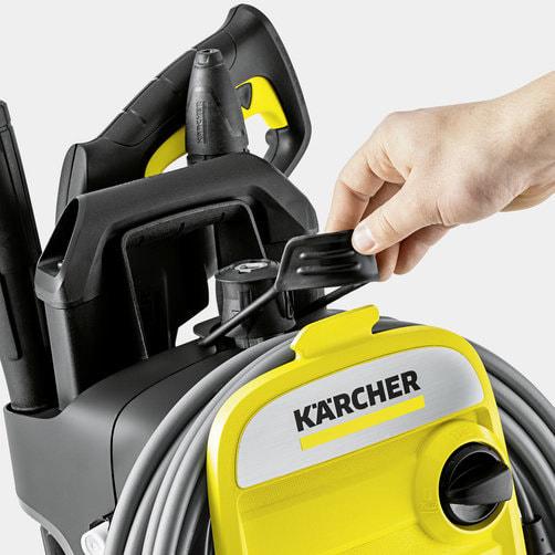 мойка высокого давления K 7 Compact: Удобное хранение шланга