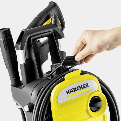 мойка высокого давления K 5 Compact: Концепция хранения шланга