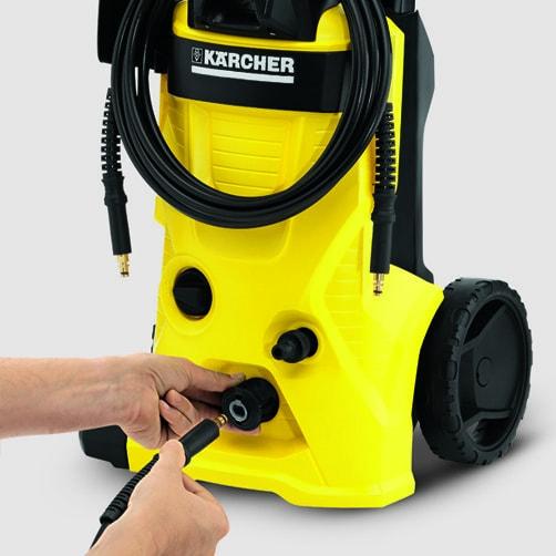 Аппарат высокого давления K 5: Система Quick Connect