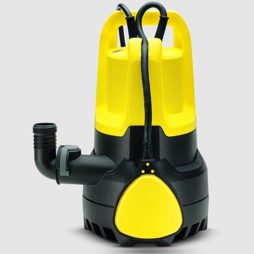 Дренажный насос для грязной воды SP 7 Dirt *EU Погружной насос: Датчик уровня с плавной регулировкой