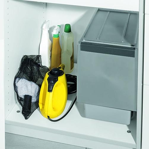 Пароочиститель SC 1 + Floorkit: Маленький, компактный - легко хранить