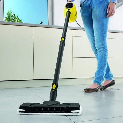 Пароочиститель SC 1 + Floorkit: Набор для уборки пола Classic
