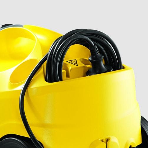 Пароочиститель SC 4 + Утюг: Отсек для кабеля