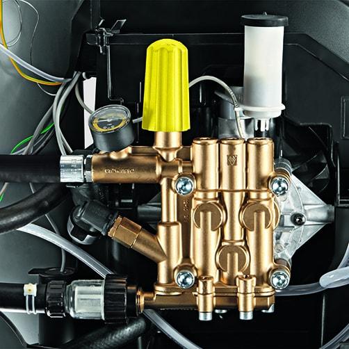 Аппарат высокого давления HDS 8/18-4 C Classic *EU-I: Надежность