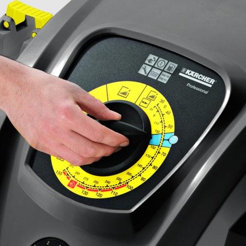 Аппарат высокого давления HDS 8/18-4 C Classic *EU-I: Экономичность