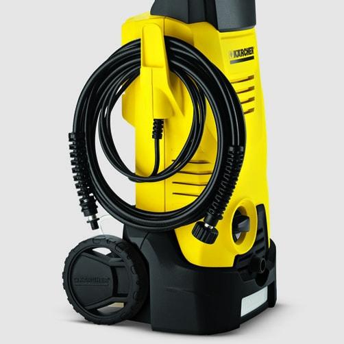 Аппарат высокого давления K 3: Удобное хранение на крюке