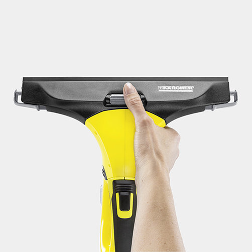 Стеклоочиститель WV 5 Premium *EU: Удобно чистить края окна