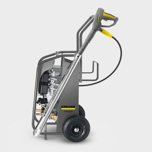 Аппарат высокого давления HD 10/25-4 Cage Plus: Рама с порошковым покрытием