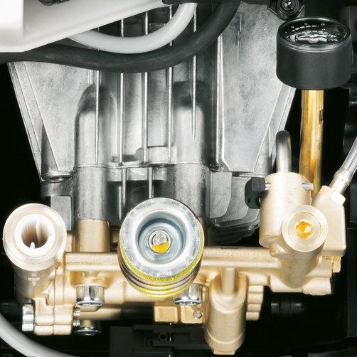 Аппарат высокого давления HD 10/25-4 Cage Plus: Высокая мощность и долговечность