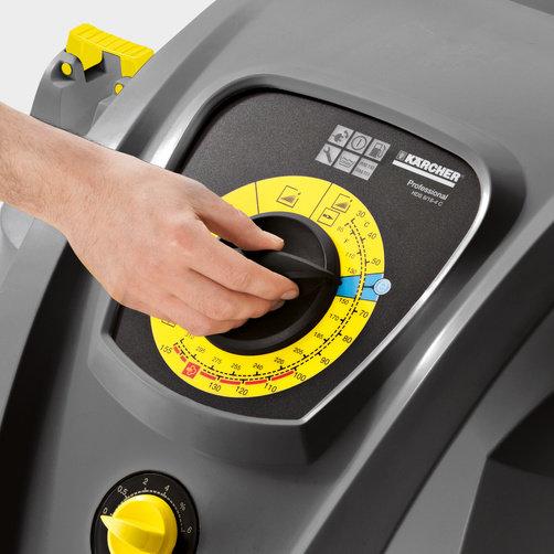Аппарат высокого давления HDS 5/12 C: Экономичность