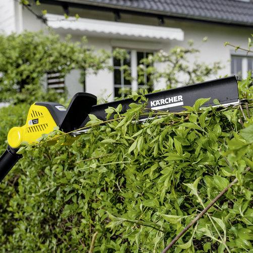PHG 18-45 Battery: Насадка для удаления срезанных листьев