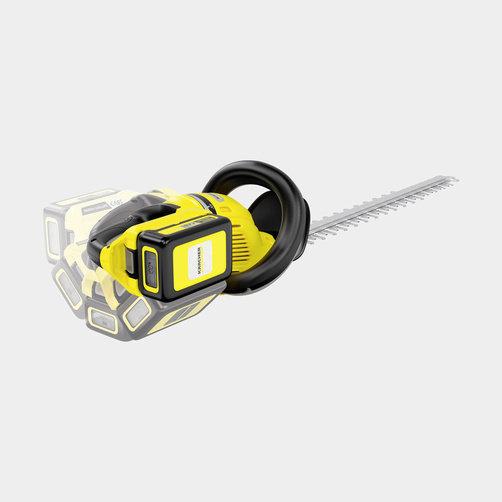 HGE 18-50 Battery: Поворотная рукоятка