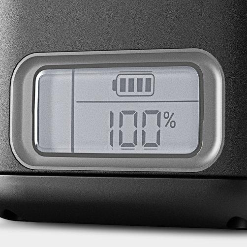 Battery Power+ 36/60: Инновационная технология Real Time