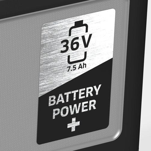 Battery Power+ 36/75: Аккумуляторная платформа Kärcher Battery Power 36 В