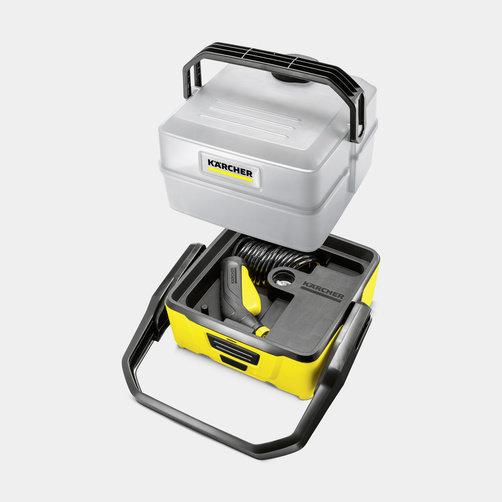 Mobile Outdoor Cleaner OC 3 Plus: Компактная конструкция