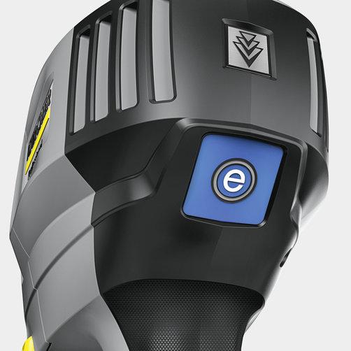 Аккумуляторный пылесос HV 1/1 Bp Cs: С нашим эффективным режимом eco!efficiency
