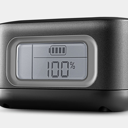 Battery Power+ 18/30: Инновационная технология Real Time