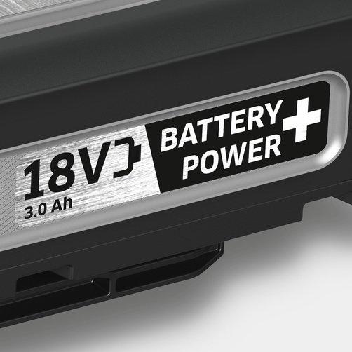 Battery Power+ 18/30: Аккумуляторная платформа Kärcher Battery Power 18 В
