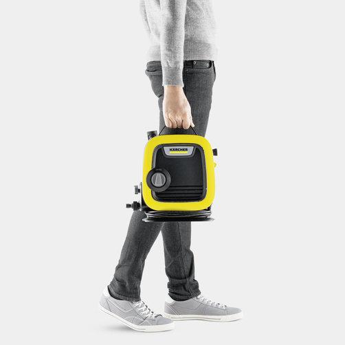 мойка высокого давления K Mini *EU: Компактный и легкий аппарат