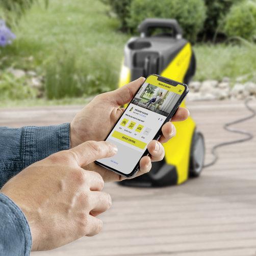 мойка высокого давления K 4 Power Control: Мобильное приложение Home & Garden