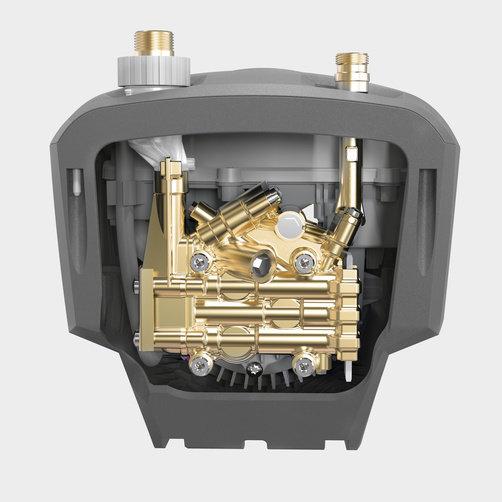 Аппарат высокого давления HD 6/15 M Cage: Высококачественное оснащение